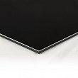 Aluminum coposite/Dibond Sheet - 3mm 1/8 - 48 x 96 - Black