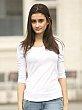 ATC - ATC8003L - Eurospun Ladies T-Shirt - 3/4 Sleeve - 100% cotton