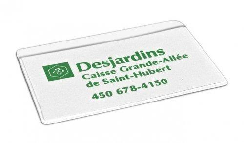 Bank card holder