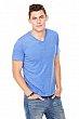 Bella+Canvas - 3415 - Unisex V-Neck T-Shirt Triblend - 100% Cotton