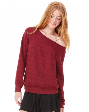 Bella+Canvas - 7501 - Sponge Fleece Wide Neck Sweatshirt