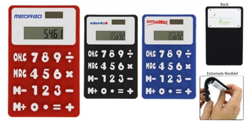 BioGreen Rubbery Flexible Calculator