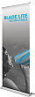 Blade Lite 800 - 31,5 x 60/83,25 - Retractable Banner Stand