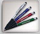BOBIGNY Plastic pen and stylus #RushExpress72hrs