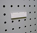 Brochure Holder Accessories - Bracket for Pegboard