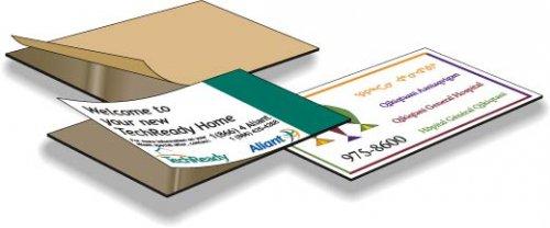 Business Card Blanks Magnet