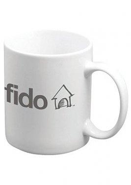 Ceramic coffee mug - 12 oz