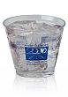 Clear Plastic Cups - rigid wall - 9oz old fashioned