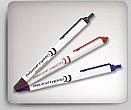Click Stick plastic pen