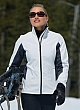 Coal Harbour - L7604 - Everyday Colour Block Soft Sheel Ladies Jacket