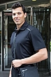 Coal Harbour - S4002 - Snag Resistant Contrast Inset Sport Polo Shirt - 100% poly