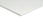 Coroplast Sheet - 4mm - 48 x 96 - White