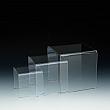 Display Bridges - Set of 3 - Clear durable acrylic