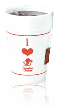 Foam Cups - Hot or Cold - 14 oz.