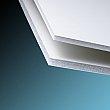 Foamboard Sheet - 4mm 3/16  - 48 x 96 - White - Pack of 25
