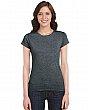 Gildan 64000L - Women Adult T-Shirt fit euro style - 100% Cotton