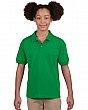 Gildan 8800B - Kids Polo Jersey - Dryblend 50/50