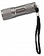 Heavy duty aluminum flashlight