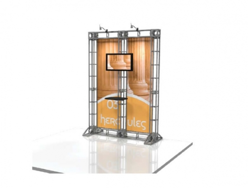 Hercules Truss Display - Kit 3