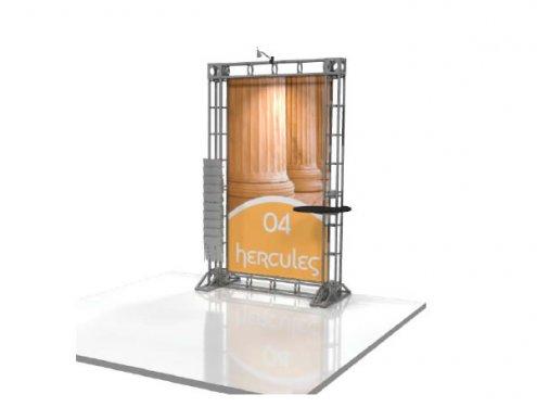 Hercules Truss Display - Kit 4