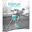 HopUp Blacklit - Curved 3x3 - 8' (83 x 89)