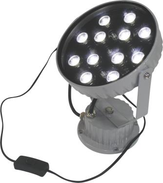 LED Blast Light - Accent light for exposition - Cool White