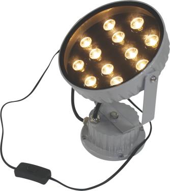 LED Blast Light - Accent light for exposition - Warm White