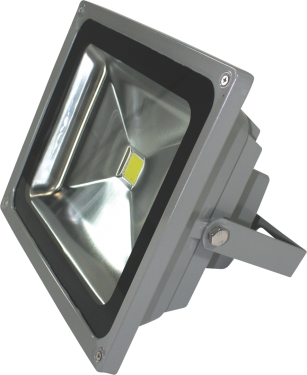 LED Flood Light - Accent light for exposition