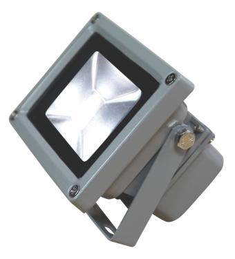 LED Mini Flood Light White - Accent light for exposition - White