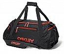 Oakley - Factory pilot duffel - 40L - Black/Red