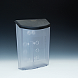 Outdoor Literature Box - With Black Lid - 8,5 W x 11 H