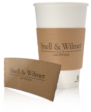 Paper Cup Sleeves/Insulators - kraft paper cup sleeve