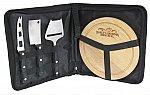 Portable 3 piece cheese knife & board set #RushExpress72hrs