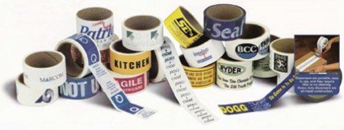 Printed Tape - PVC Tape 35 Micron 1