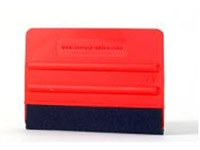 Squeegee - Avery 4 Pro Flexible Red