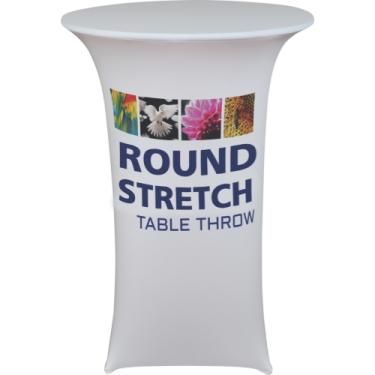 Tablethrow - Round Table Throw