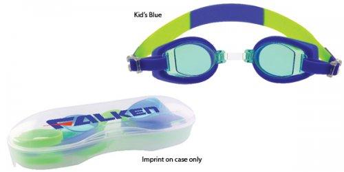The Porpoise Children's Swim Goggles with Case