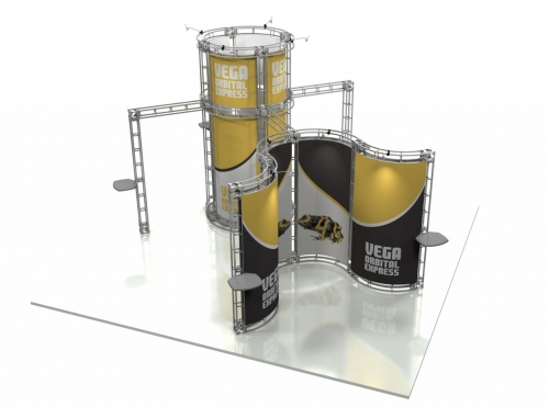 Vega - Orbital Truss Kit - 20' x 20'