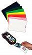 Vertical thin card holder