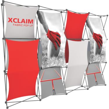 XCLAIM 10' Full Height Kit 03