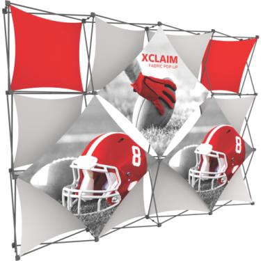 XCLAIM 10' Full Height Kit 05