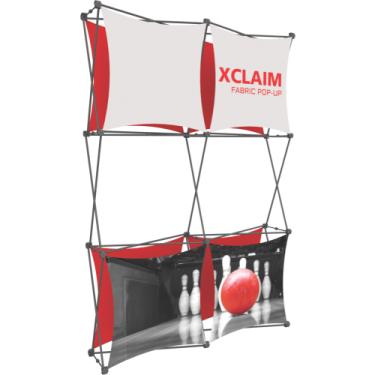 XCLAIM 5'W Full Height Kit 02
