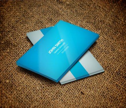 Business Card - 16pt - AQ