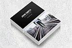 Business Card - 18pt - Matte Silk Lamination