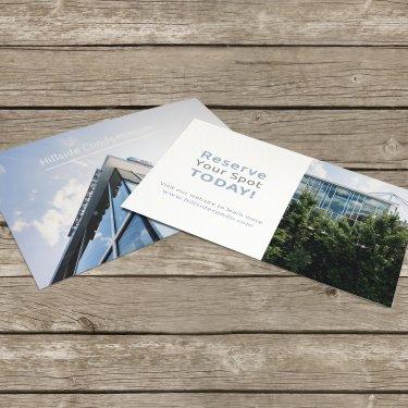 Postcards - 13pt - Enviro Uncoated