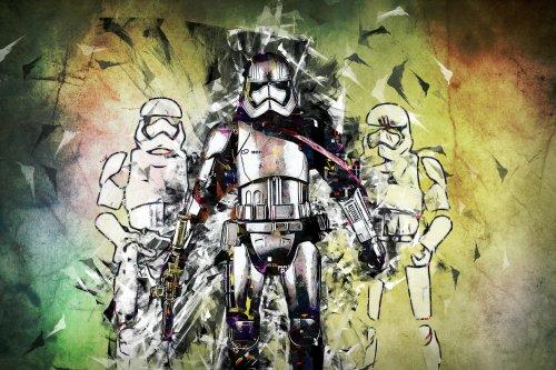Star Wars Sturmtruppler Wallpaper Robot Soldier