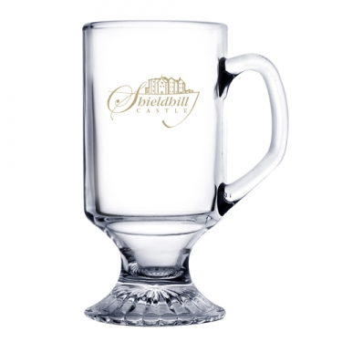 Coffee Mug in Glass