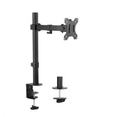 Stands Audio/Video - Desktop Mount Bracket - For 1 Monitor - Short Arm - 13 to 32 - Max 8 kg.
