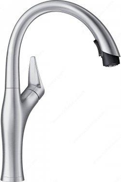 Blanco Kitchen Faucet - Artona - Stainless Steel