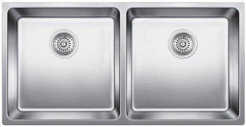 Blanco Sink - Andano U 2 - 34 x 17-3/8